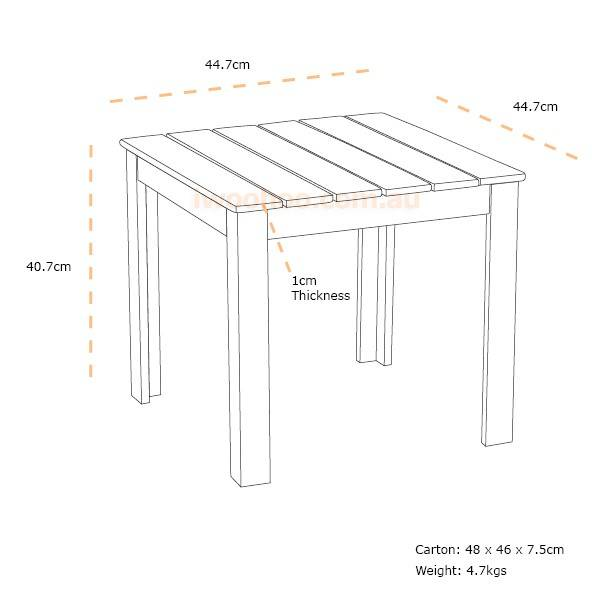 Timberlake Cape Cod Table