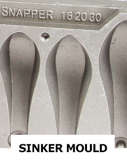Buy Sinker Moulds