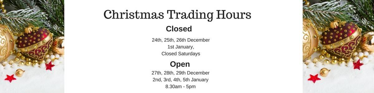 Christmas Trading Hours for iWoohoo
