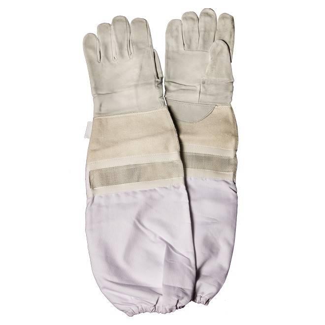 Beekeeper Glove Ventilated - soft goats skin