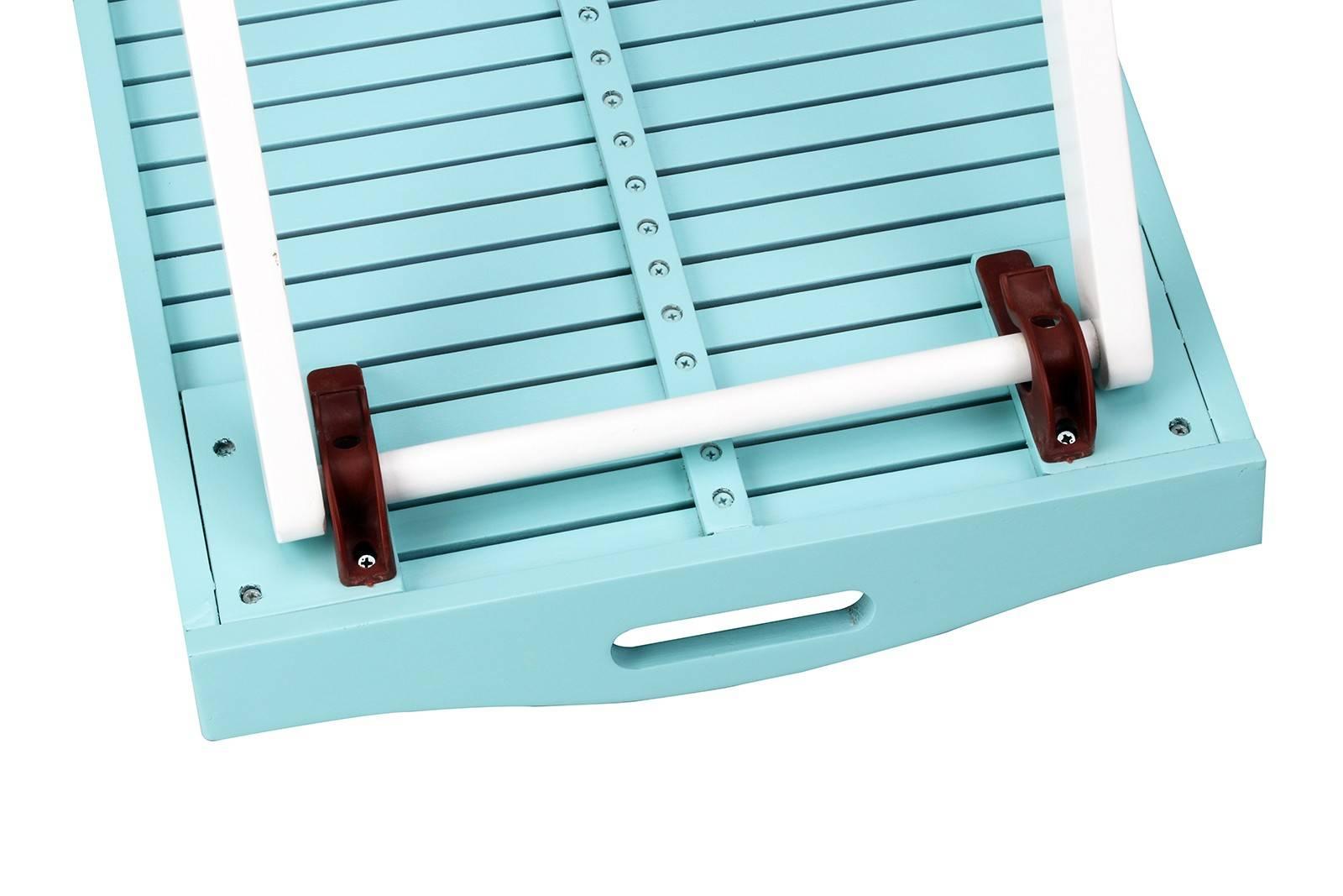Hardwood Butlers Tray - Mint