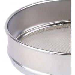 40cm Honey Strainer - Coarse Stainless Steel